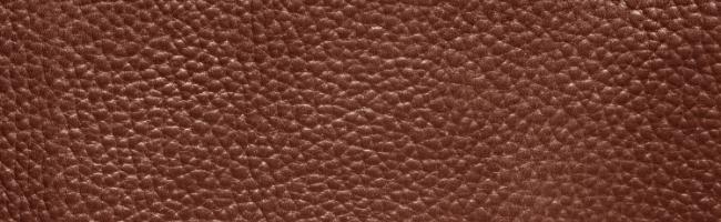 イルビゾンテの財布の表面をアップしたもの
