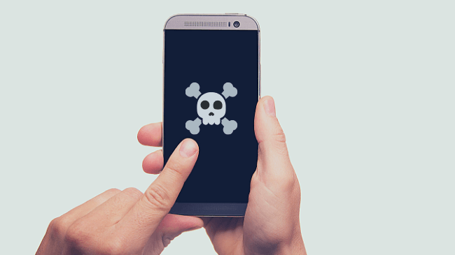 スマートフォンをいじりすぎるのは危険