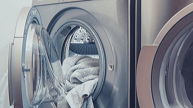 干す必要ない乾燥機能がついたドラム式洗濯機