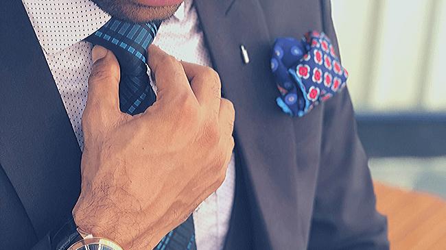 ファッションに興味がない男性が着ることはないおしゃれなスーツとコーデ
