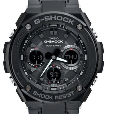 g-shock-GST-W100G-1BJFの正面