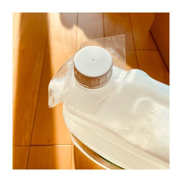 ミヨシ石鹸 無添加せっけん 泡のボディソープ 詰替え用の通常キャップ