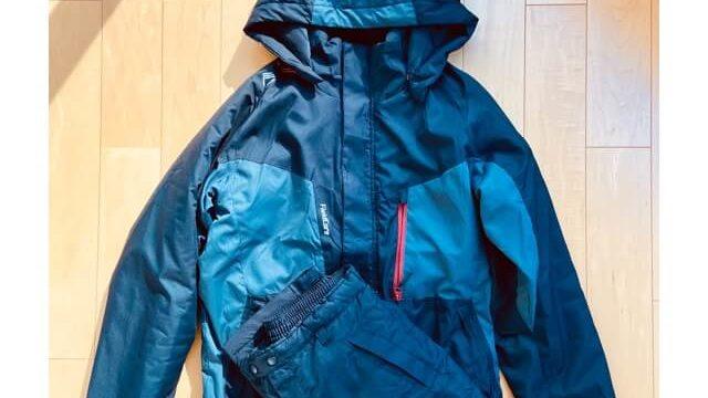 ワークマンのフィールドコアの防風防寒ジャンパーとパンツ