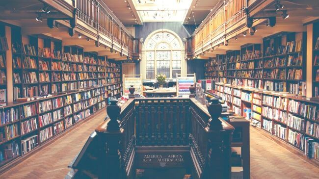 本が無料で読める定番の図書館