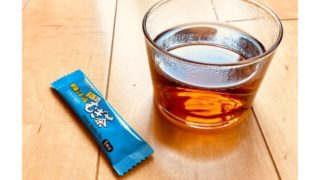 コーヒーを飲みすぎたので伊藤園のむぎ茶に変えてみた