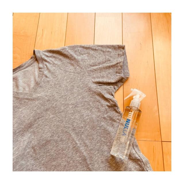 ヌーラとTシャツ