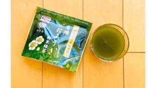 花粉に効果のあると言われるべにふうき茶