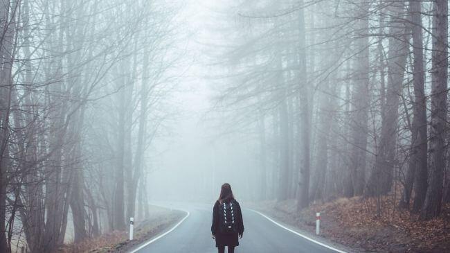 寄り道のしすぎで迷子になった人