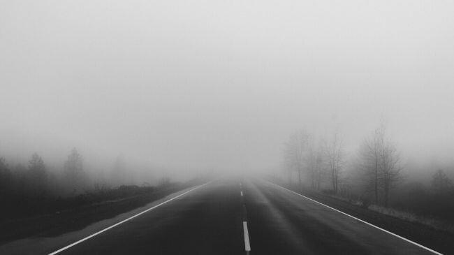 目標をきちんと行わず先の見えないことが不安な道