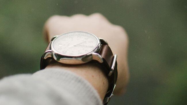 春に身につけたい時計