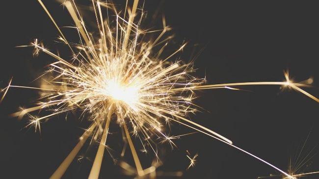 親孝行のお祝いでも利用できる花火